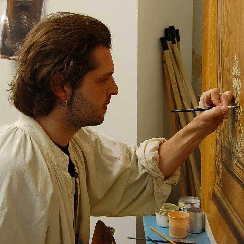 Artisan SERPE, Peintre